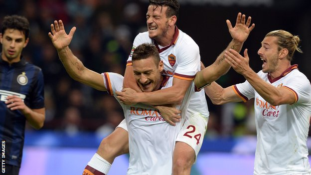 Ponturi Pariuri Inter vs AS Roma – Serie A
