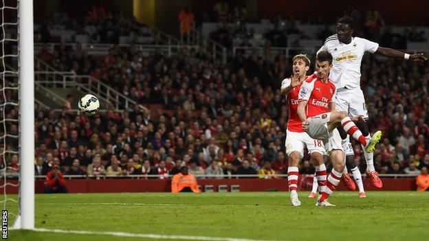 Ponturi pariuri – Swansea vs Arsenal – Premier League