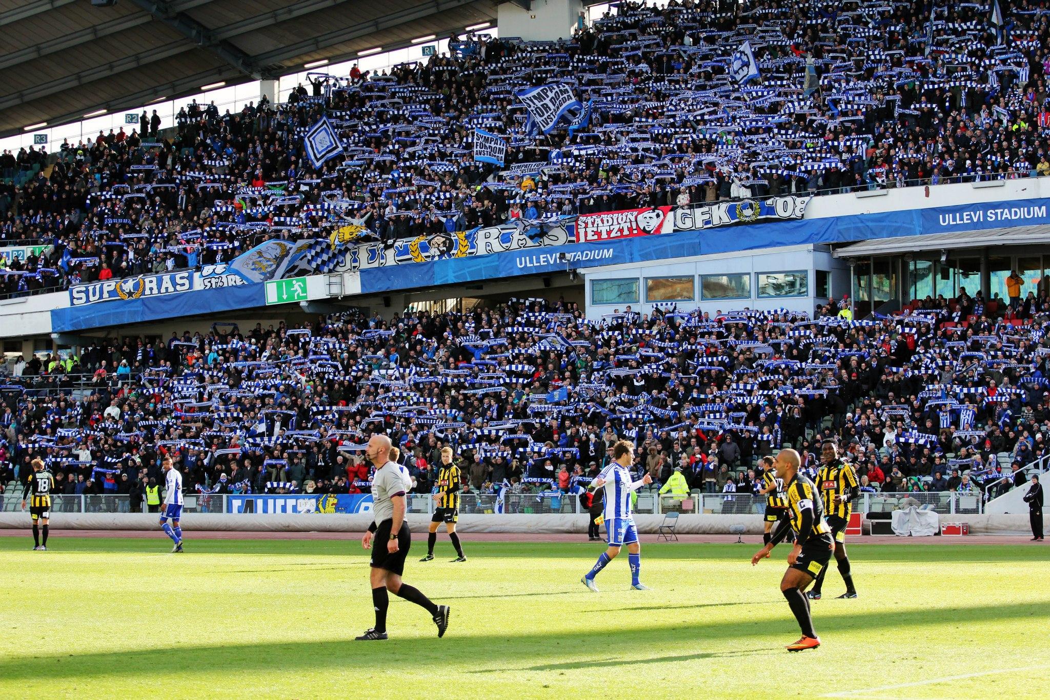 Ponturi pariuri – Djurgarden vs Goteborg – Allsvenskan