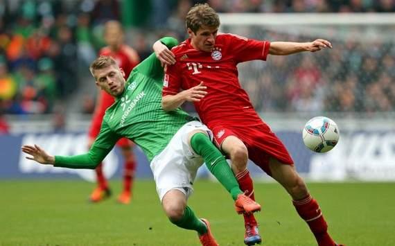 Ponturi fotbal – Werder Bremen vs Bayern Munchen – Bundesliga