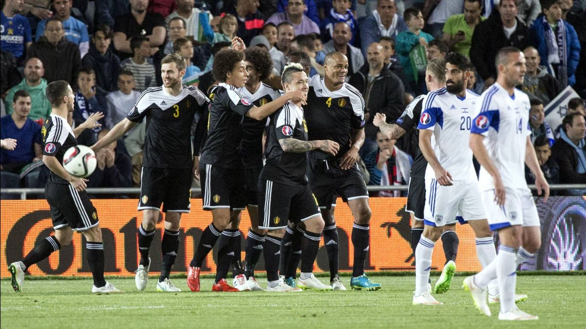 Ponturi fotbal – Belgia vs Israel – Calificari Euro 2016