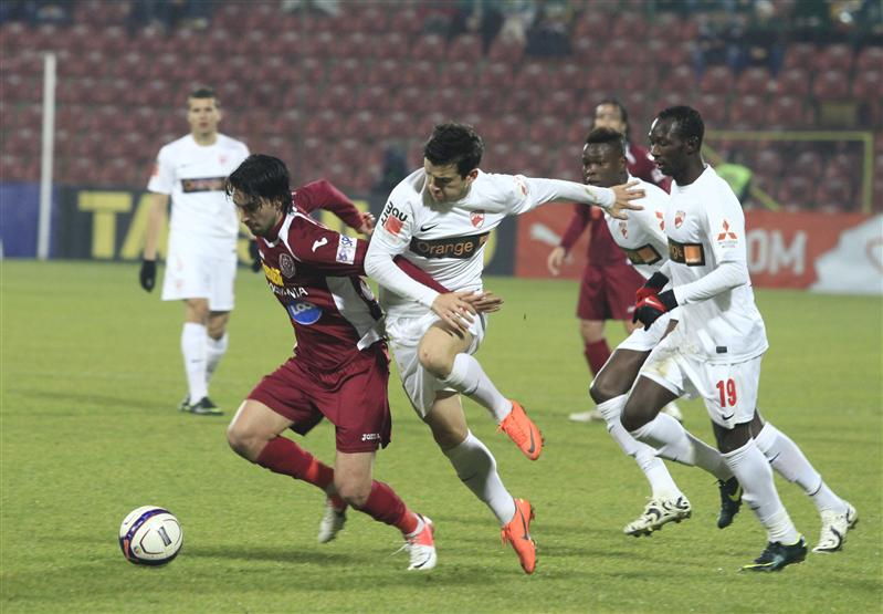 Ponturi fotbal – Dinamo vs CFR Cluj – Cupa Ligii
