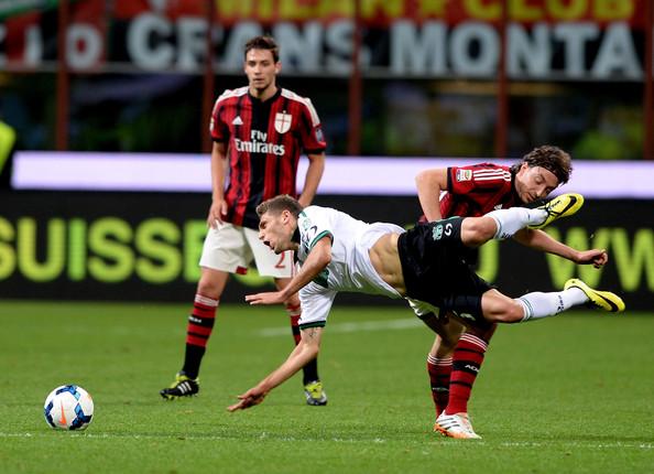 Ponturi Pariuri AC Milan vs Sassuolo – Serie A