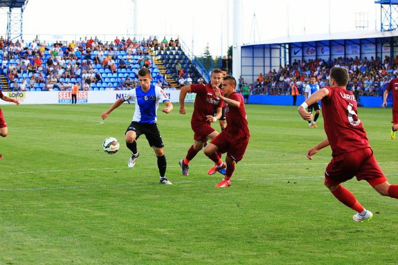 Ponturi pariuri – CFR Cluj vs FC Viitorul – Liga 1