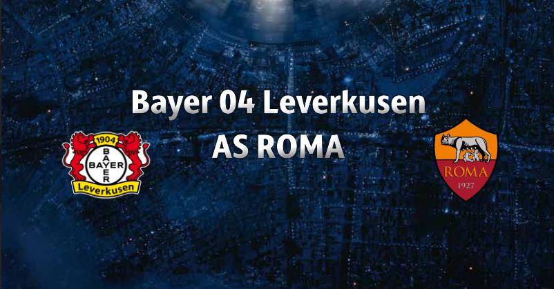 Ponturi pariuri Leverkusen vs AS Roma – Champions League