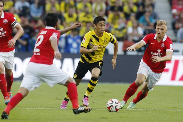Ponturi fotbal – Mainz vs Dortmund – Bundesliga