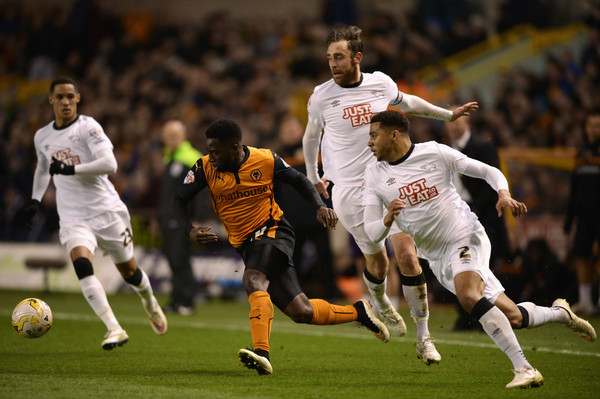 Derby County vs Wolverhampton