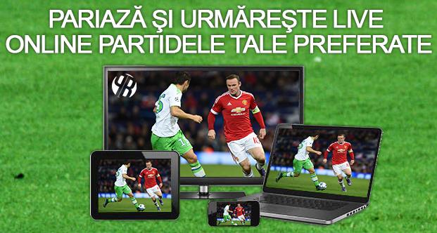 Top case de pariuri online legale in Romania la care putem vedea meciuri gratuit