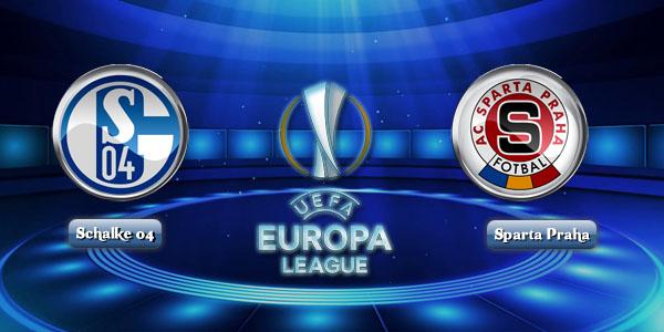 Schalke 04 vs Sparta Praga