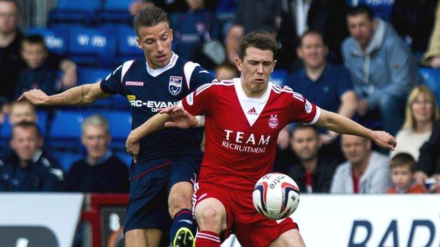 Ponturi pariuri Ross County vs Aberdeen – Premiership