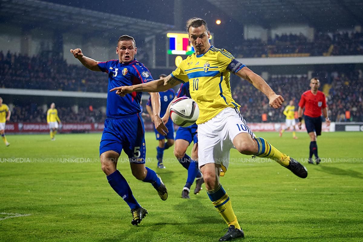 Ponturi fotbal – Suedia vs Moldova – Calificari Euro 2016