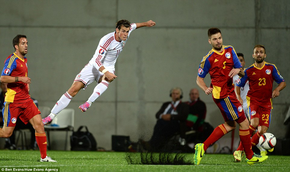 Ponturi fotbal – Tara Galilor vs Andorra – Calificari Euro 2016