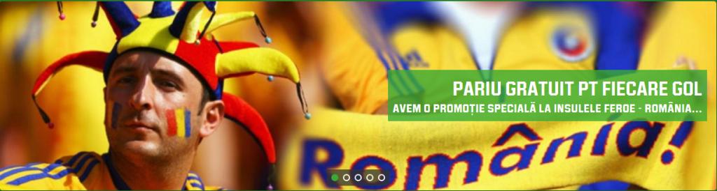 Pariuri online: Romania ne aduce profit garantat numai la Unibet