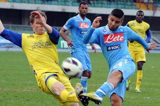 Ponturi Pariuri Chievo vs Napoli – Serie A