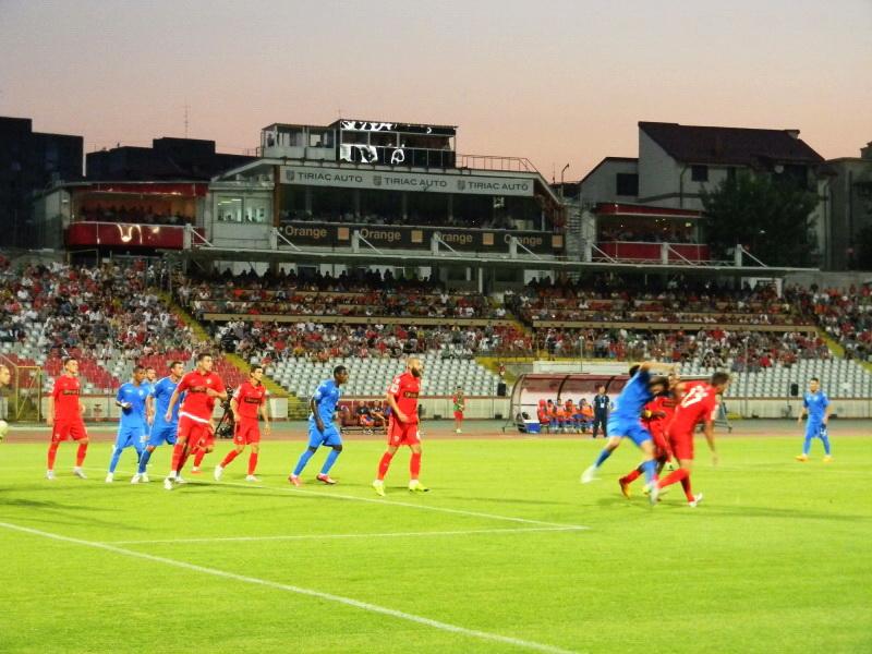 CS Universitatea Craiova vs Dinamo