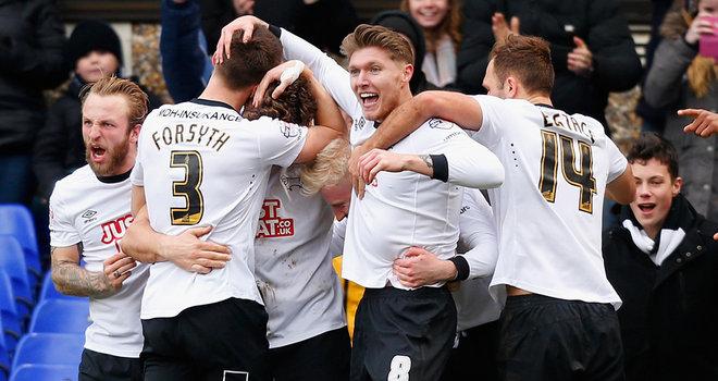 Pronosticuri fotbal – Huddersfield vs Derby County – Championship