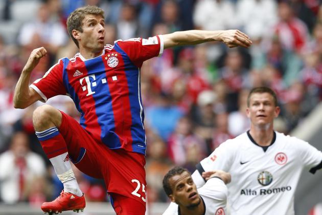 Ponturi pariuri – Eintracht Frankfurt vs Bayern Munchen – Bundesliga