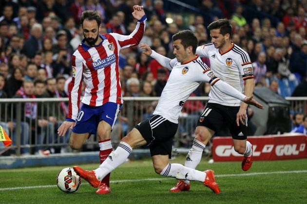 Atl. Madrid vs Valencia
