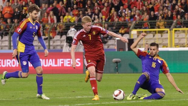 Ponturi Pariuri Andorra vs Belgia – Preliminarii CE 2016