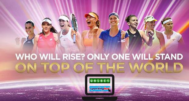 Vezi meciurile Simonei de la Turneul Campioanelor live la casele de pariuri online