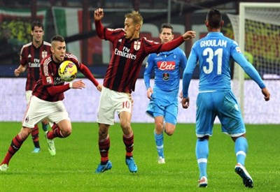 Ponturi Fotbal – Milan vs Napoli – Serie A
