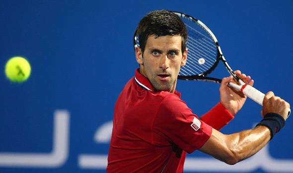 Novak Djokovic vs Jo-Wilfried Tsonga