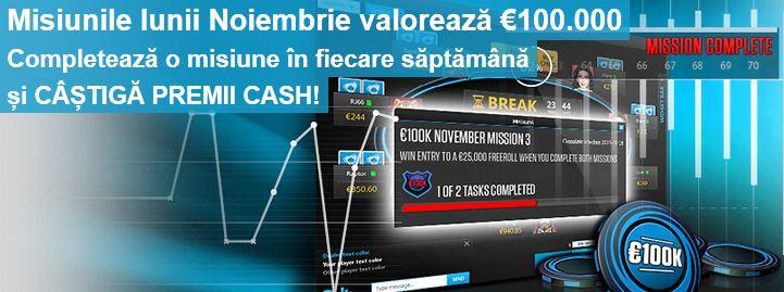 Poker online: turneele serii la Netbet + promotie de 100.000 euro!