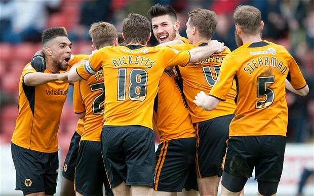 Wolverhampton vs Brentford