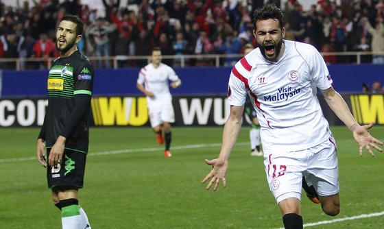 Bor. M'Gladbach vs Sevilla