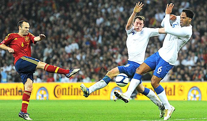 Spania vs Anglia