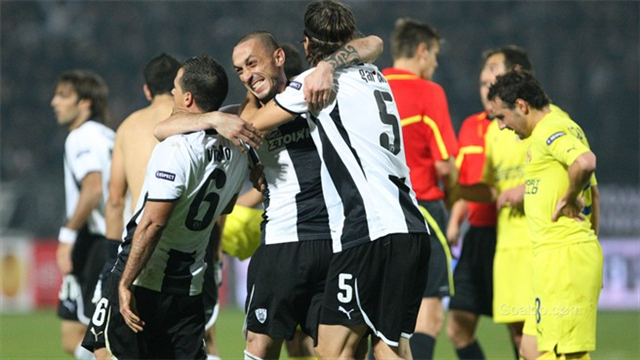 Pronosticuri fotbal – PAOK vs Gabala – Europa League