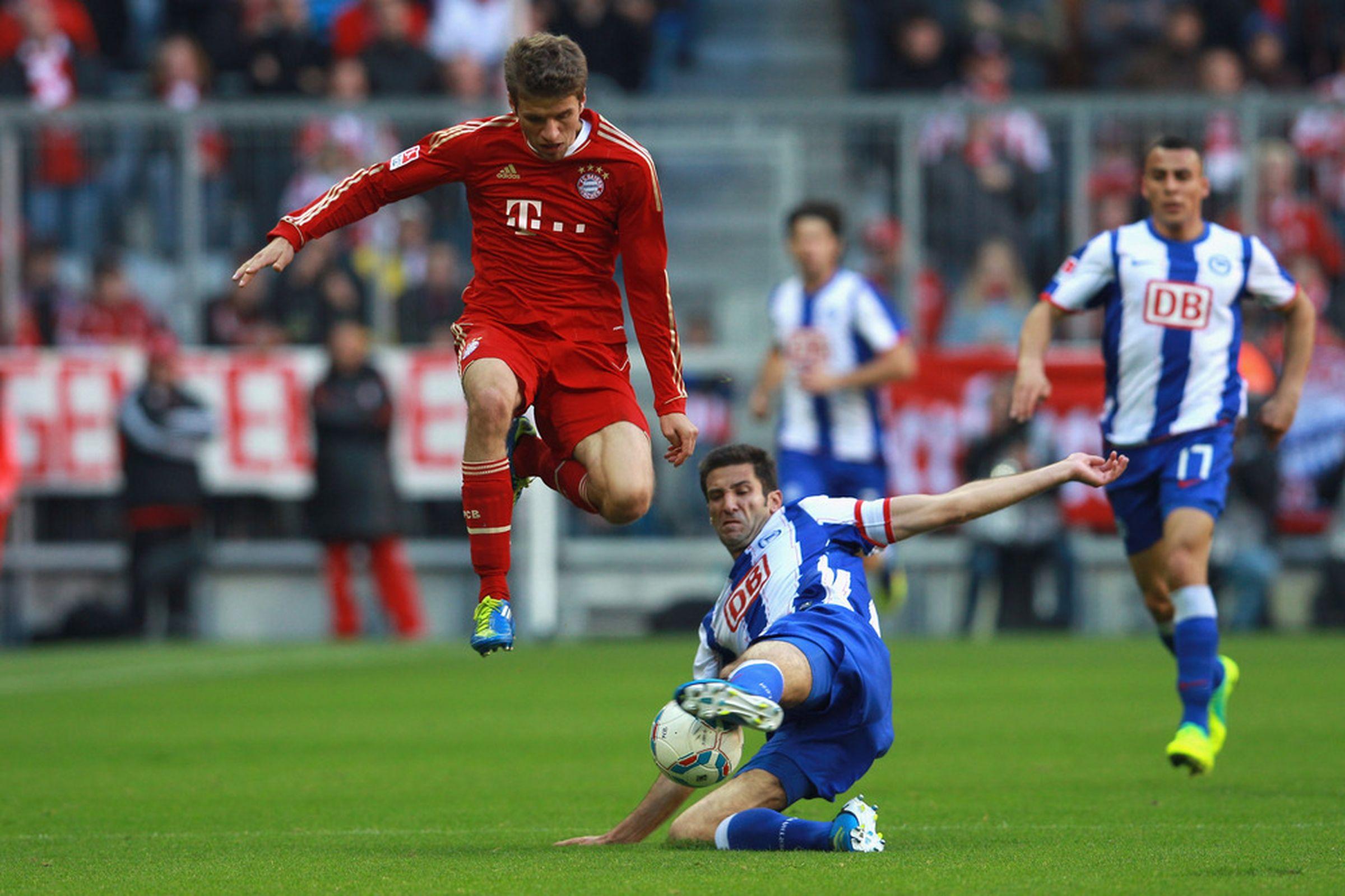 Ponturi pariuri – Bayern Munchen vs Hertha Berlin – Bundesliga
