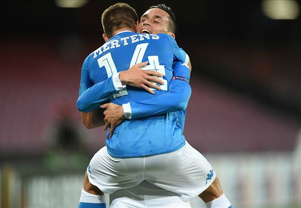 Club Brugge vs Napoli