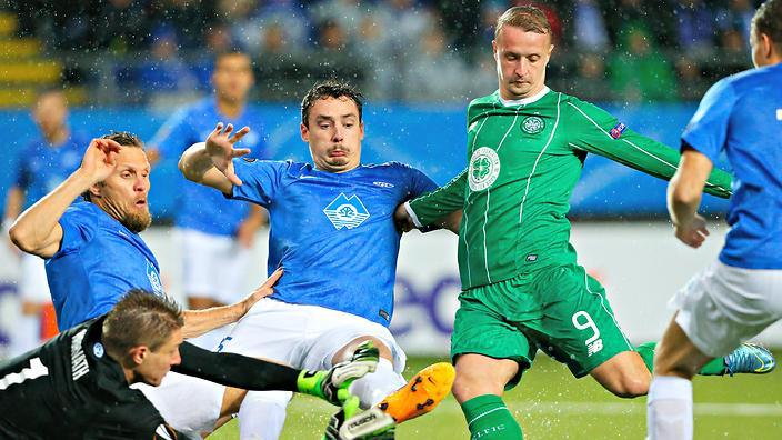 Celtic vs Molde