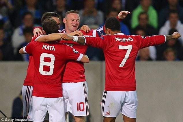 Ponturi pariuri – Manchester United vs CSKA Moscova – Champions League