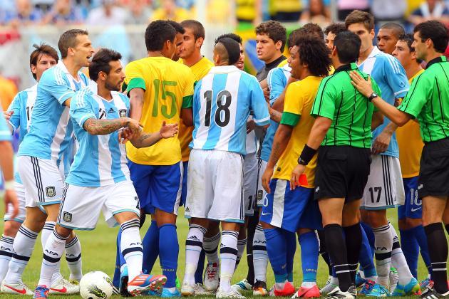 Ponturi Pariuri Argentina vs Brazilia – Calificari CM 2018