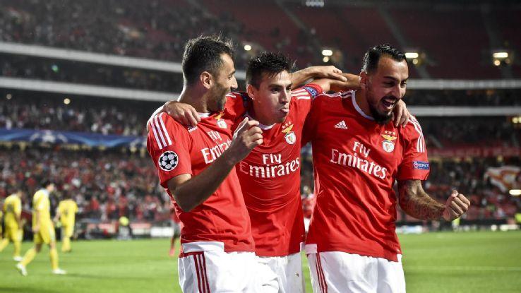 Pronosticuri pariuri Astana vs Benfica – Champions League