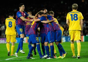 Pronosticuri pariuri Barcelona vs BATE Borisov – Champions League