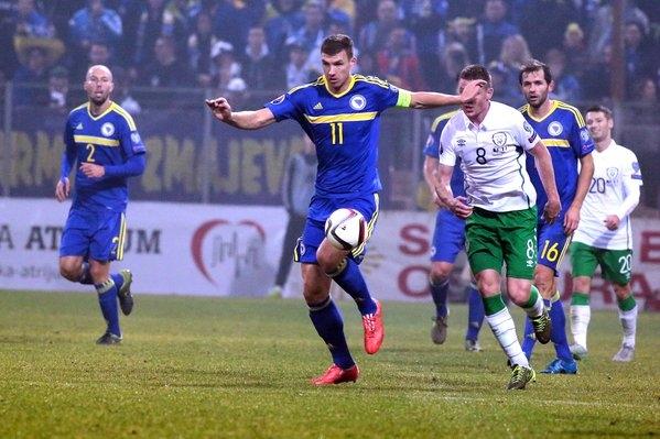 Bosnia vs Irlanda