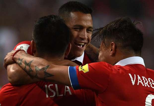Chile vs Columbia