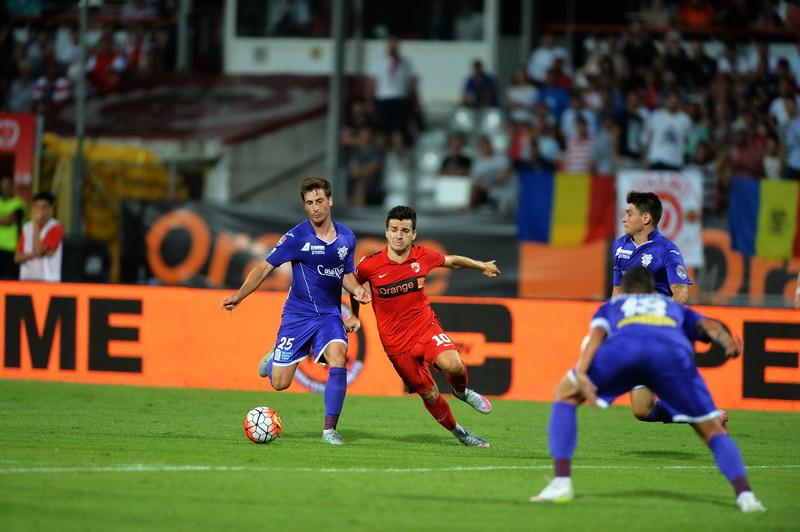ACS Poli Timisoara vs Dinamo