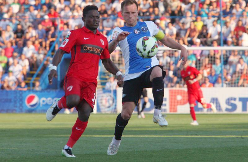 Dinamo vs FC Viitorul