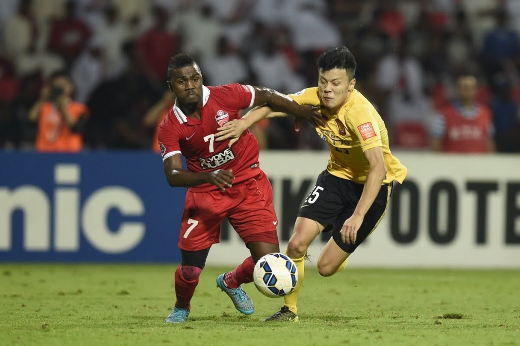 Guangzhou vs Al Ahli