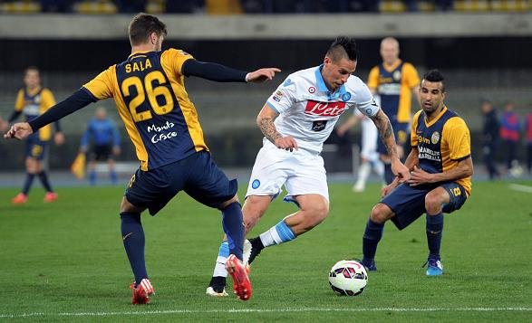 Ponturi Pariuri Verona vs Napoli – Serie A