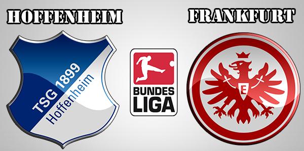 Ponturi Pariuri Hoffenheim vs Frankfurt – Bundesliga