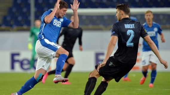 Lazio vs Dnepr