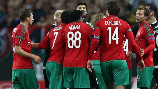 Lokomotiv Moscova vs Zenit