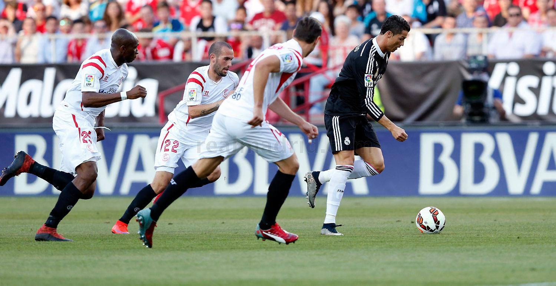 Ponturi Pariuri Sevilla vs Real Madrid – Primera Division