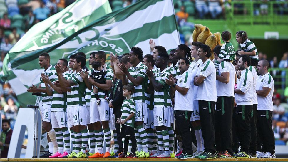 Sporting Lisabona vs Benfica