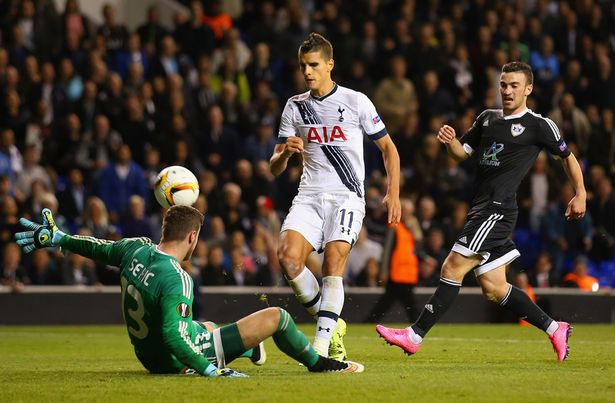 Qarabag vs Tottenham